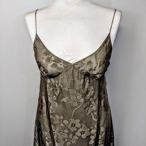 J Crew Silk Slip Dress